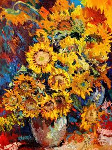 Sunflowers by Suren Nersisyan