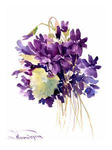 Wild Violets by Suren Nersisyan