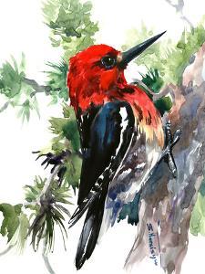 Woodpecker 1 by Suren Nersisyan