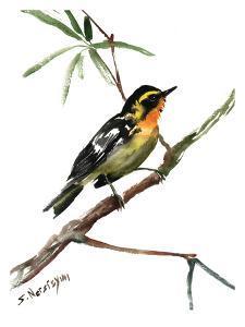 Yellow Warbler by Suren Nersisyan