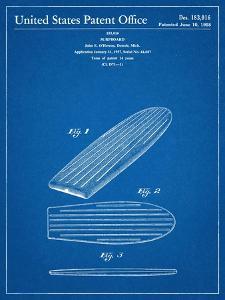 Surf Board Patent