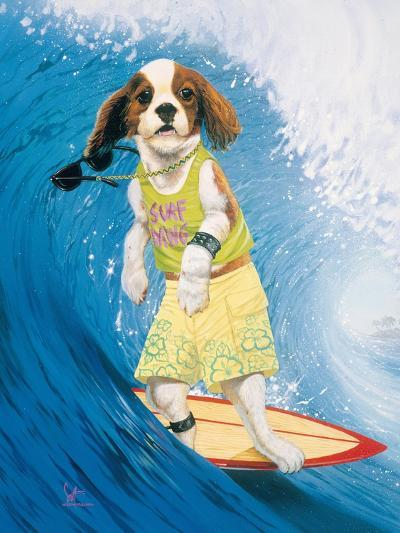 Surf Dawg-Scott Westmoreland-Art Print