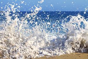 Surf on the Beach, Oahu, Hawaii, Usa