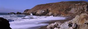 Surf on the Coast, Pacifica, San Mateo County, California, USA
