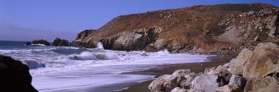 Surf on the Coast, Pacifica, San Mateo County, California, USA--Photographic Print