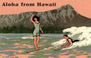 Surf Riders, Aloha from Hawaii