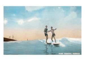 Surf Riders, Hawaii