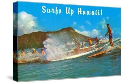 Surf's Up Hawaii, Diamond Head