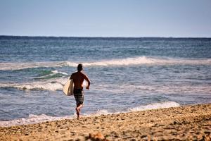 Surfer Boca Raton Florida