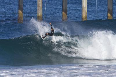 Surfing IV-Lee Peterson-Photographic Print