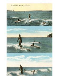 Surfing Scenes, Hawaii