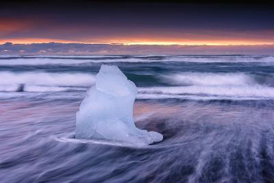 Surfing-Michael Blanchette-Photographic Print