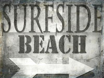 Surfside Beach-LightBoxJournal-Giclee Print