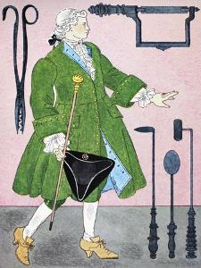 Surgeon, 18Th Century