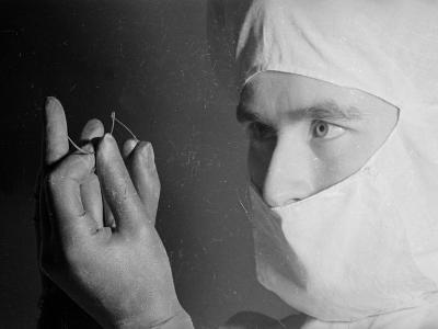 Surgeon's Suture--Photographic Print