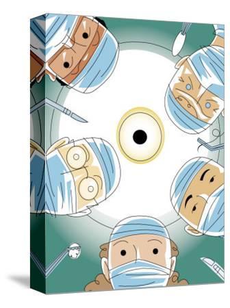 Surgical Patient's View of Five Doctors
