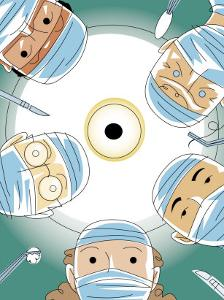 Surgical Patient's View of Five Doctors