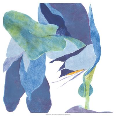 Surprise Indigo I-Carolyn Roth-Giclee Print
