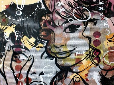 Surprise-Dan Monteavaro-Giclee Print
