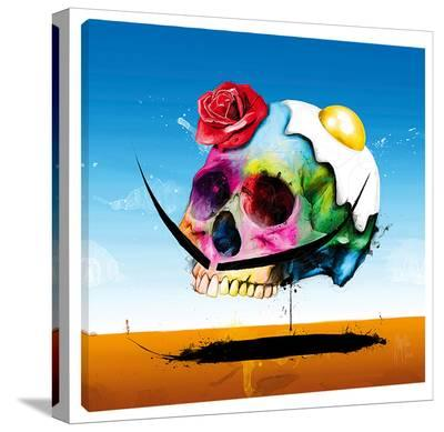 Surreal Skull-Patrice Murciano-Gallery Wrapped Canvas