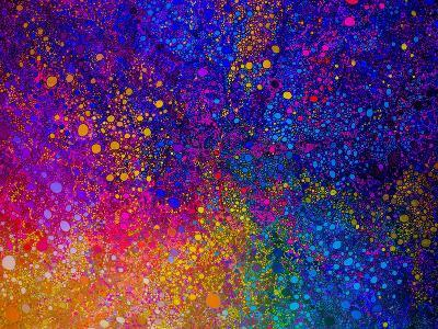 Surreal Sunrise-MusicDreamerArt-Giclee Print