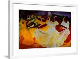 Surrender-Bernard Stanley Hoyes-Framed Art Print