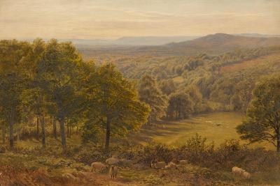 Surrey Hills, 1875-George Vicat Cole-Giclee Print