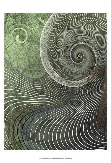 Surround II-James Burghardt-Art Print