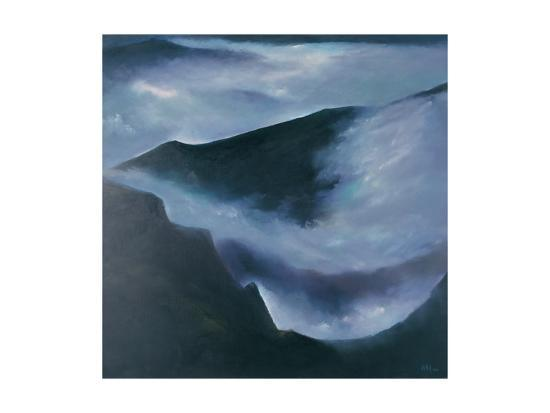 Surrounded by Clouds-Pihua Hsu-Giclee Print