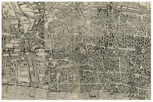 Survey of London, 16th or 17th Century