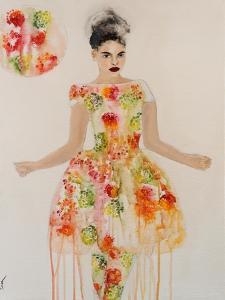 African Fashion 1, 2016 by Susan Adams
