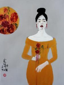 Chinese Fashion 3, 2016 by Susan Adams