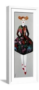 Fashion 7, 2016, Diptych by Susan Adams