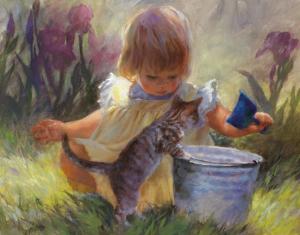 Gardener's Helper by Susan Blackwood