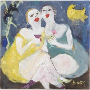 Friday Night Girls, 2007 by Susan Bower