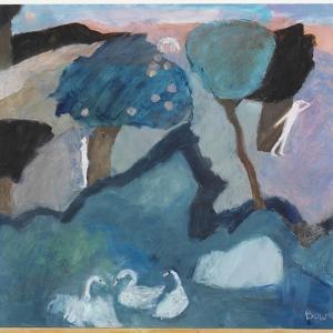 Hide and Seek, 2007 by Susan Bower