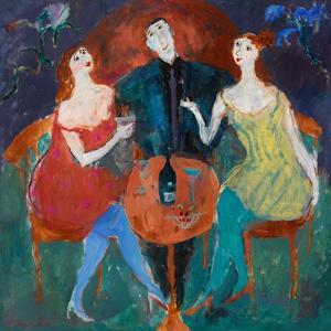 Ladies' Man, 2004 by Susan Bower