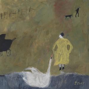 Leda, 2011 by Susan Bower