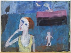 Missing the Boat, 2005 by Susan Bower