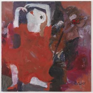 Red Violin, 2007 by Susan Bower