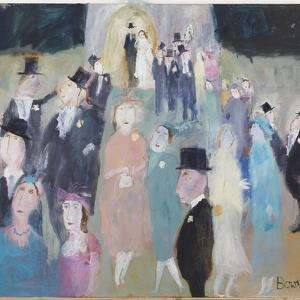 The Big Day, 2007 by Susan Bower