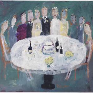Wedding Breakfast, 2007 by Susan Bower