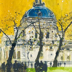 Autumn Gathering, Central Hall, Westminster by Susan Brown