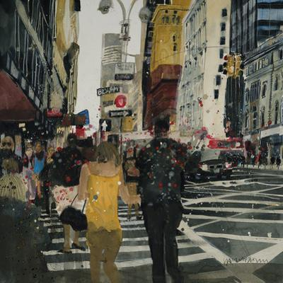 Broadway Melody, New York by Susan Brown