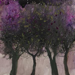 Seasonal Trees I by Susan Brown