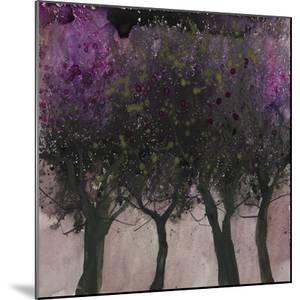 Seasonal Trees I by Susan Brown