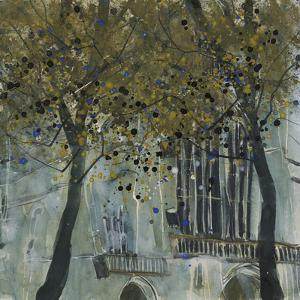 Seasonal Trees V by Susan Brown
