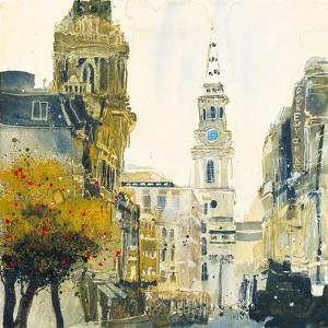 St. Martin's Lane, London by Susan Brown