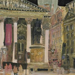 The Royal Exchange, London by Susan Brown