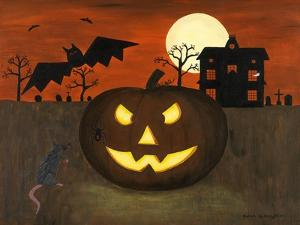 Halloween by Susan C Houghton